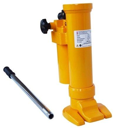 DOSTAWA GRATIS! 44366777 Hydrauliczny podnośnik maszynowy (udźwig: 25000 kg, skok: 215mm)
