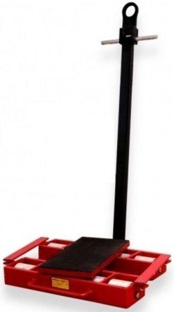 LIFERAIDA Zestaw rolek transportowych przód i tył  (łączny udźwig: 18,0 T) 03076059